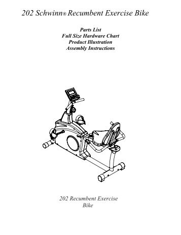 cybex 700r recumbent bike manual