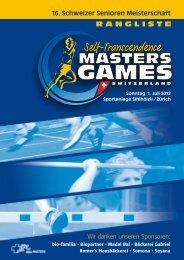 Rangliste Schweizer Meisterschaften Masters - Sri Chinmoy ...