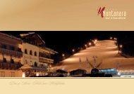 Hotel Montanara Hotelprospekt - Hotel Montanara, Flachau