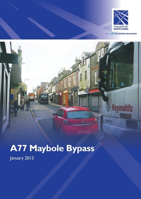 Leaflet - Maybole.org