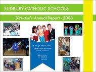 sudbury catholic schools - Sudbury Catholic District School Board