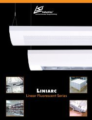 LiniArc - Contractor - LSI Industries Inc.