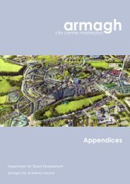 Appendices - Armagh City and District Council