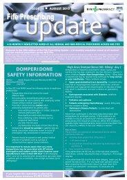 Fife Prescribing Update 38 - Community Pharmacy