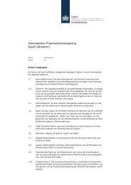Voorwaarden Preproductieomgeving DigiD (Afnemer) - Logius
