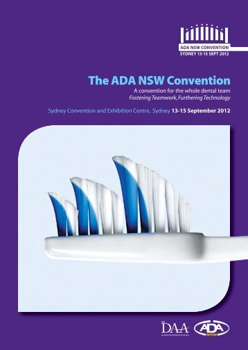 The ADA NSW Convention - Institute for Dental Implants
