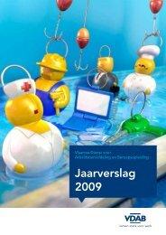 Jaarverslag 2009 - VDAB