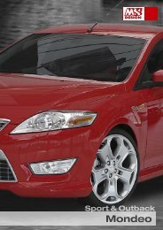 Ford Mondeo Sport 02-08.indd - Danspeed
