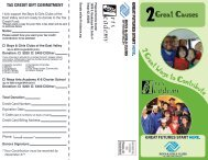 Tax Credit Flyer English - Boys & Girls Clubs of the East Valley