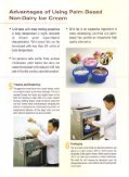 PALM BASED NON-DAIRY ICE CREAM - American Palm Oil Council - Page 4