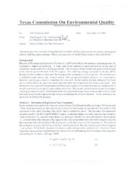 Technical Basis for Flare Parameters - TCEQ e-Services