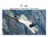 F-22 - the AOE home page
