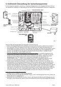 11. Anschluss von Alarmgebern: Sirene, Blitzlicht ... - Indexa - Seite 6