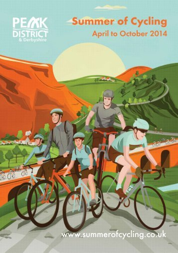 2014-Summer-of-Cycling