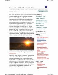 Solar Radiation and Climate Experiment