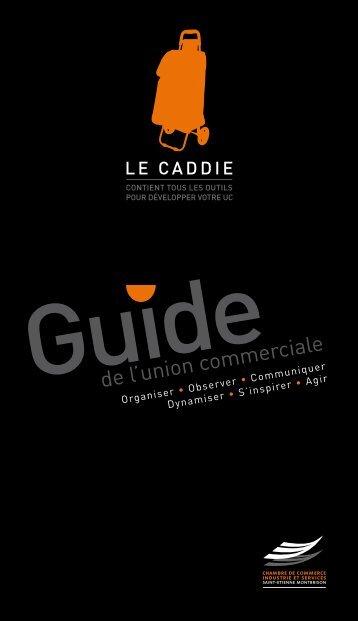 caddie guide de l'union commerciale - CCI du Jura