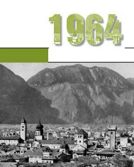 Dal 1964 al 1967 A - Riviste