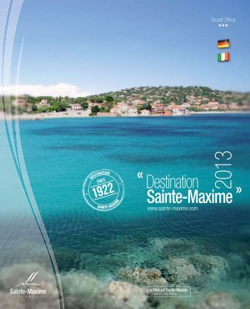 « Destination Sainte-Maxime »