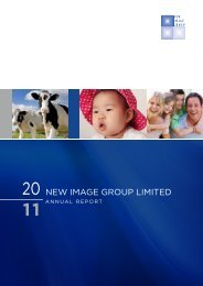 New Image International 2011 Annual Report - Direct Selling News