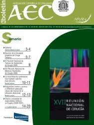 aquetaciÛn 1 - AEC_____Asociación Española de Cirujanos