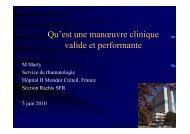 (Microsoft PowerPoint - Test clinique validit\351 ... - sofmmoo