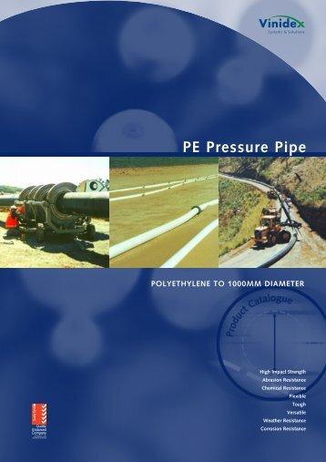 Reece ™ | Civil | PE Pressure Pipe