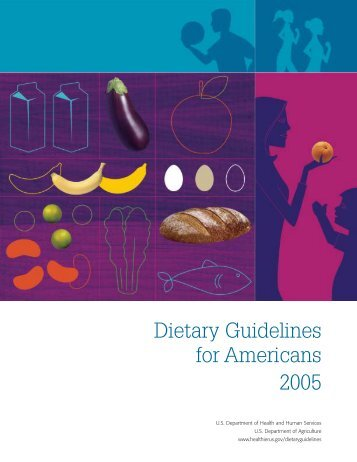 2005 Dietary Guidelines - National Education Policy Center