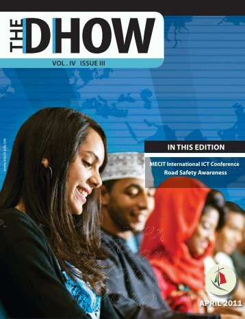 The Dhow Team - Middle East College