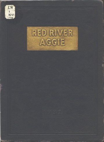 Aggie 1932 - Yearbook
