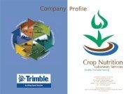 Crop Nutrition Laboratory Services - Hortinews.co.ke
