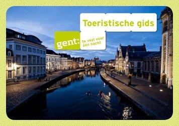 Toeristische gids - Visit Gent