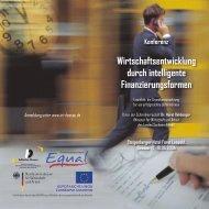 Wirtschaftsentwicklung durch intelligente ... - Initiative Dessau eV