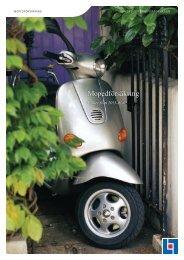 Mopedförsäkring - Länsförsäkringar