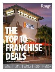The Top 10 Franchise Deals - Another Broken Egg