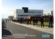 Visita al PCTCAN y El Corte Inglés y g 4ª Ed. Cursos Postgrado en ...