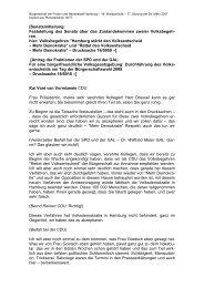 Durchführung des Volksentscheids (pdf) - Politikschmiede