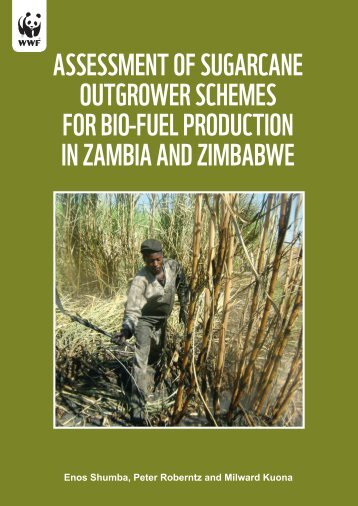 Assessment of sugarcane outgrower schemes for