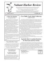 OCTOBER 2005.pmd - Nahant, Massachusetts USA