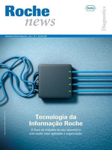 Tecnologia da Informação Roche - NewsLab