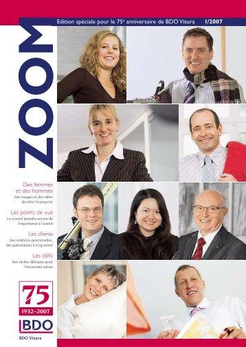1/2007 Edition spéciale pour le 75 e anniversaire de ... - eStarter.ch