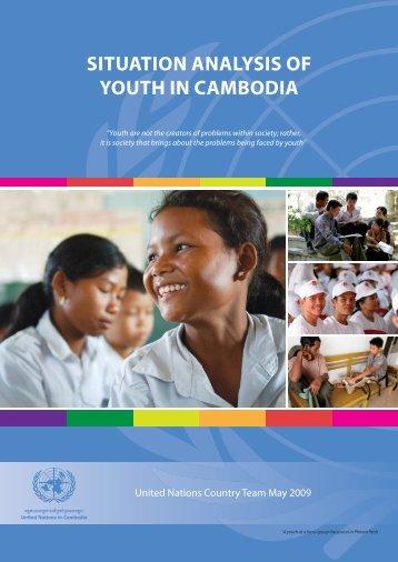 swot analysis in cambodia