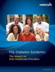 The Diabetes Epidemic: - Waterpik