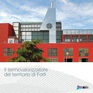 Il termovalorizzatore del territorio di Forlì - Il Gruppo Hera