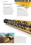 NEW HOLLAND CX8OOO - Seite 4