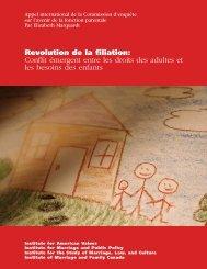 Conflit émergent entre les droits des adultes et les besoins des enfants