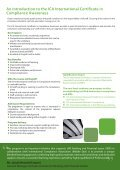 ica international certificate in anti money laundering awareness - Page 4