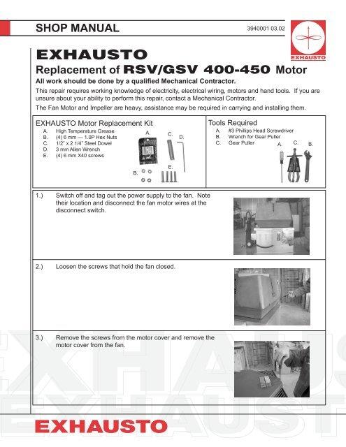 exhausto enervex  Exhausto Fan Wiring Schematic #16