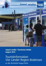 Studie als PDF öffnen - airportmedia international