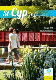 St-CypinfoMai 2011 - Ville de Saint Cyprien