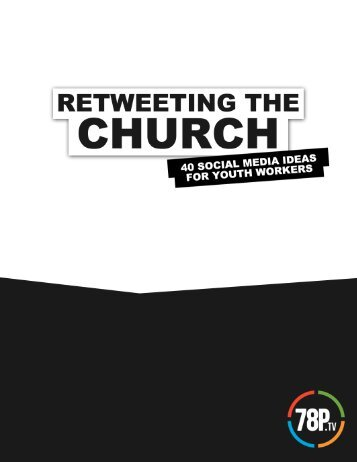 eBook-Retweeting-the-Church-40-Social-Media-Ideas-for-Youth-Group